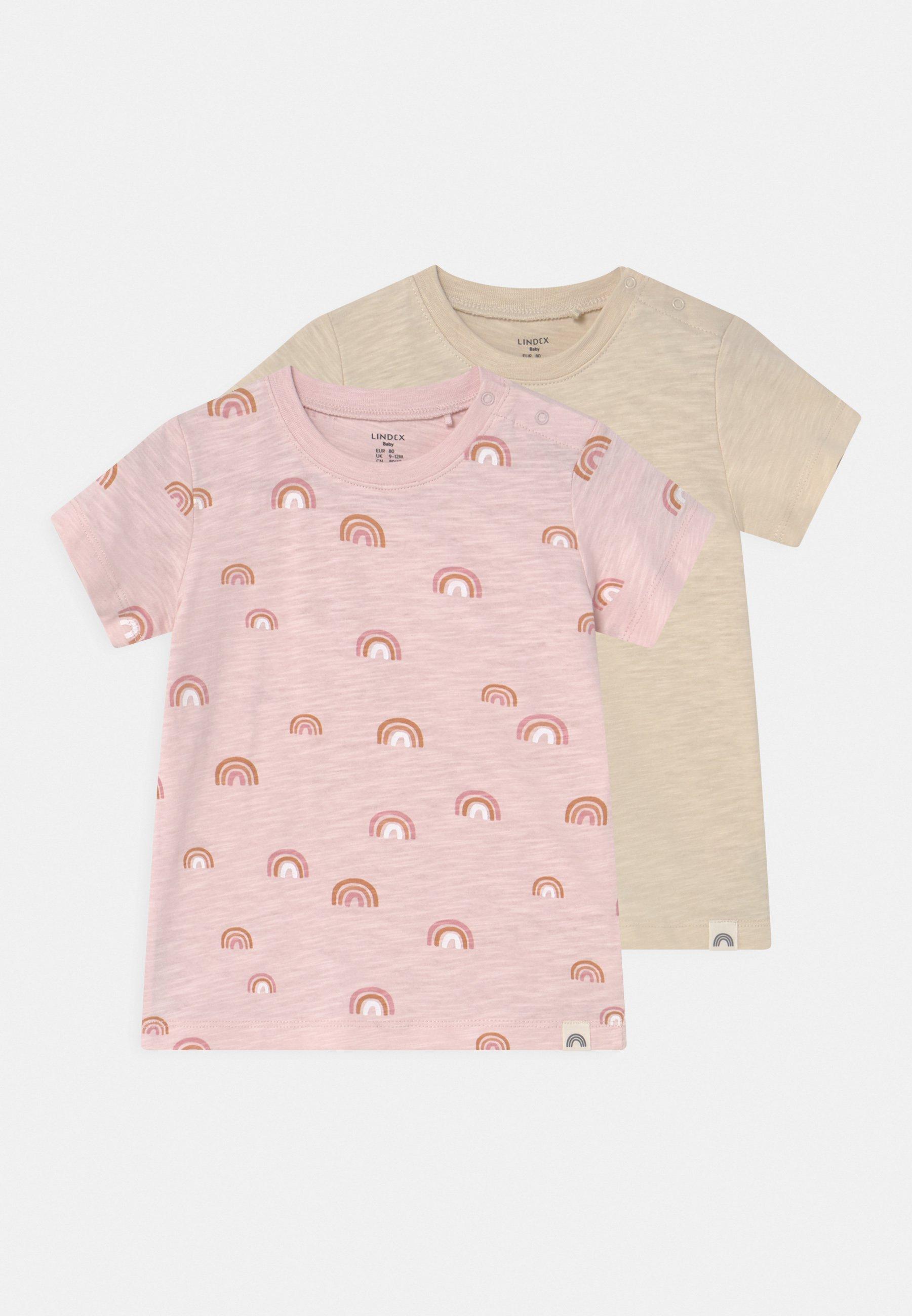Kids 2 PACK RAINBOW UNISEX - Print T-shirt