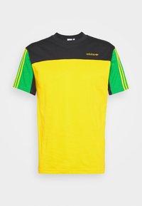 CLASSICS TEE - Camiseta estampada - actgol/black