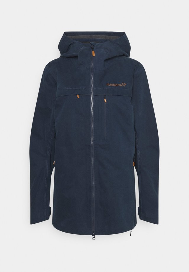 SVALBARD JACKET - Outdoorjacka - indigo night