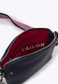 TOM TAILOR - DELIA - Taška spříčným popruhem - dark blue - 2