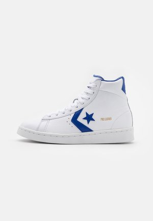 PRO SEASONAL UNISEX - Korkeavartiset tennarit - white/rush blue