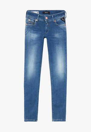 HYPERFLEX STRETCH  - Jeans Skinny Fit - light blue denim