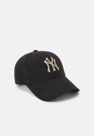 NEW YORK YANKEES SNAPBACK UNISEX - Caps - black