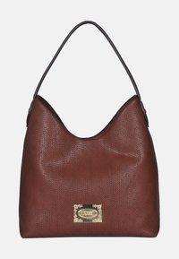 Silvio Tossi - Handbag - dunkelwhisky - 3