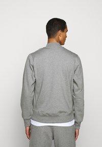 PS Paul Smith - MENS ZIP - Zip-up hoodie - mottled grey - 2
