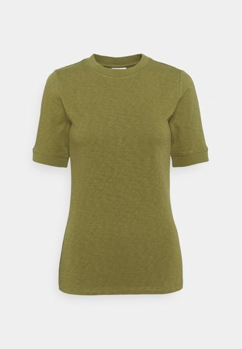 MODERN - Basic T-shirt - fresh herbs