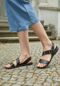 Marc O'Polo - DALIA - Sandals - black - 5