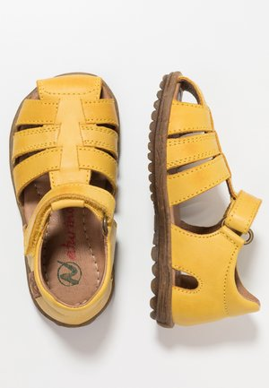 NATURINO SEE - Sandals - gelb