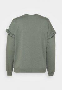 Bruuns Bazaar - RUBINE RIEA - Sweatshirt - moss - 1