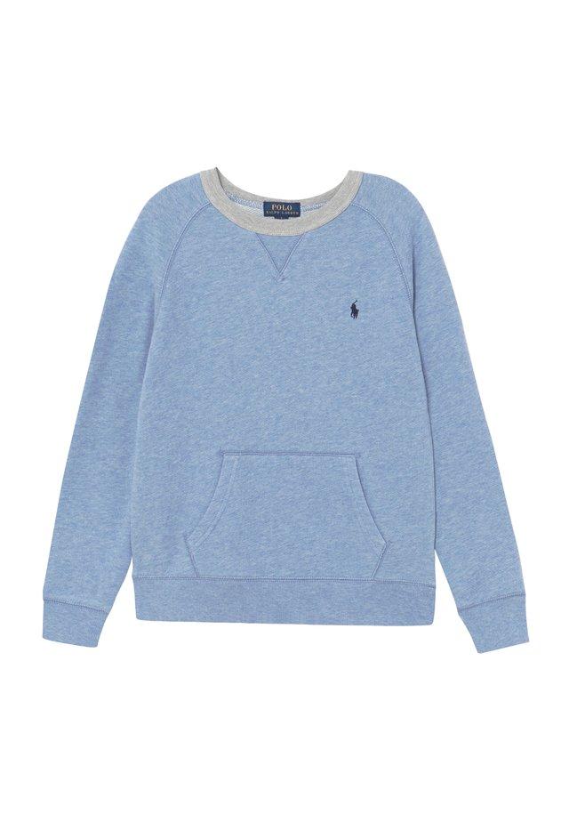 Sweatshirt - cobalt heather