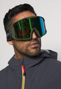 Oakley - LINE MINER - Ski goggles - green - 1