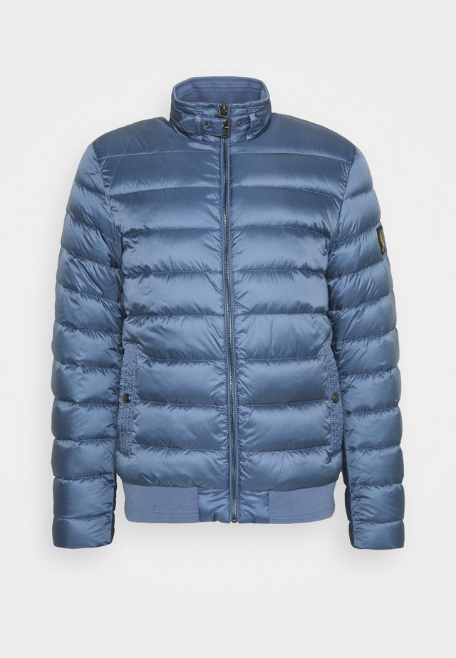 CIRCUIT JACKET - Down jacket - airforce blue