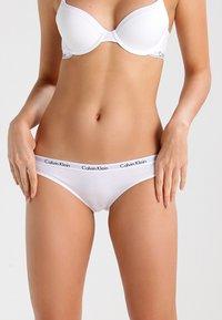 Calvin Klein Underwear - CAROUSEL - Slip - white - 0