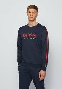 BOSS - AUTHENTIC - Sweatshirt - dark blue - 0