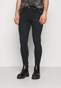 11 DEGREES - Jeans Skinny Fit - washed black - 0