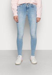 ONLY - Skinny džíny -  blue denim - 0