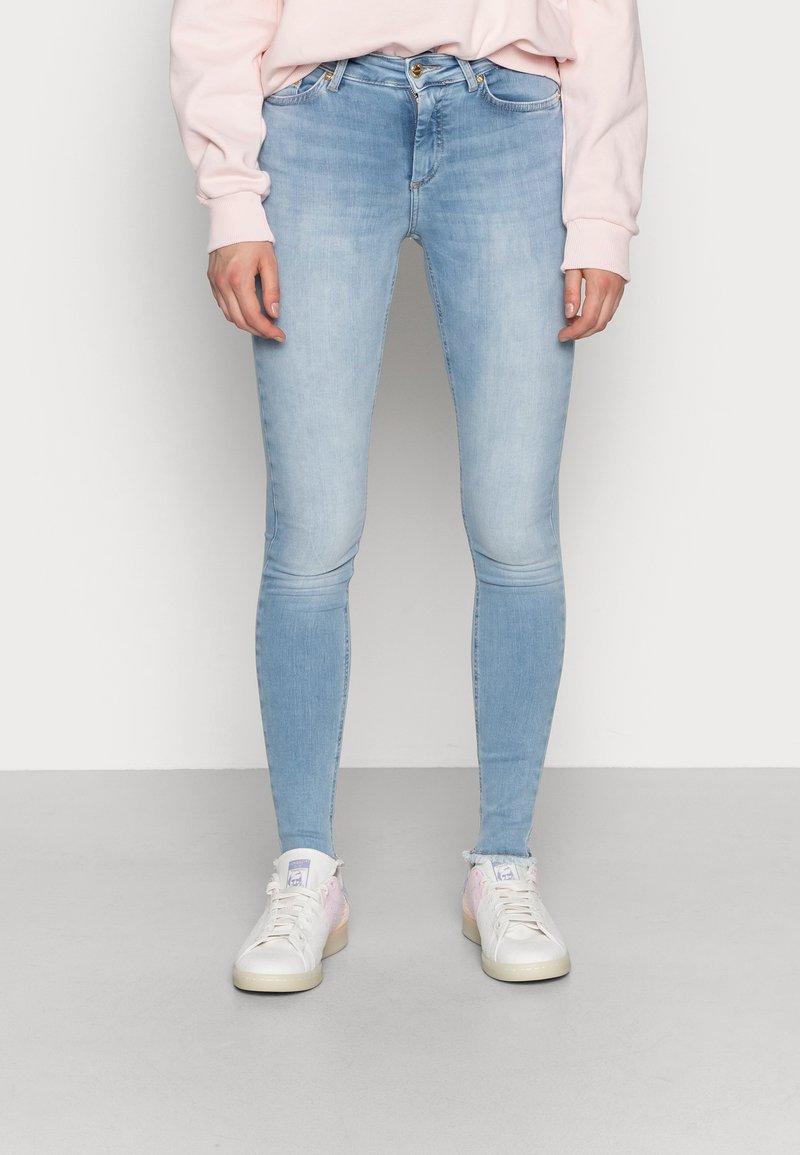 ONLY - Skinny džíny -  blue denim