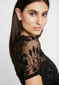 Lace & Beads - LAURA MAXI - Ballkleid - black - 5