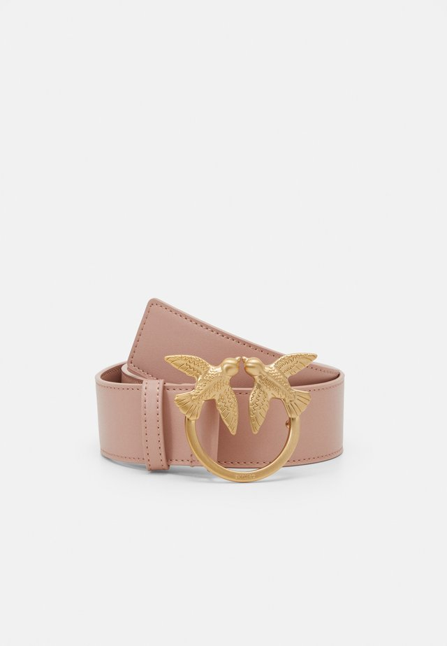 BERRY SIMPLY BELT - Cinturón - light pink