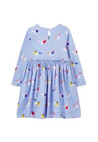 Tom Joule - Day dress - blau geblümt - 1