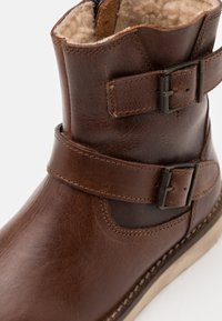Friboo - Classic ankle boots - dark brown - 5
