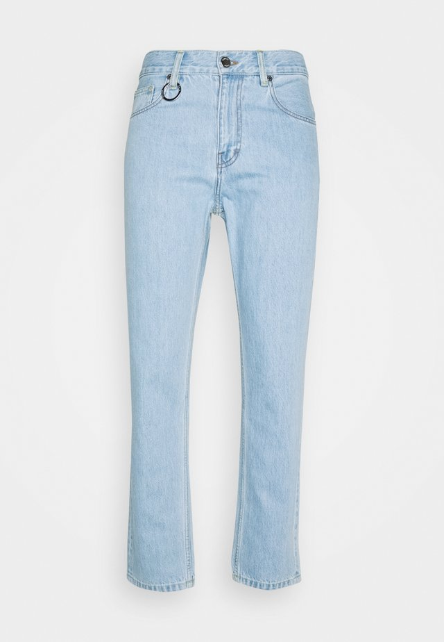 SPACE UNISEX - Jeans a sigaretta - stone