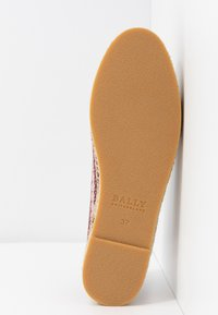 Bally - EDDHIE FLAT - Espadrilky - multicolor/red - 6