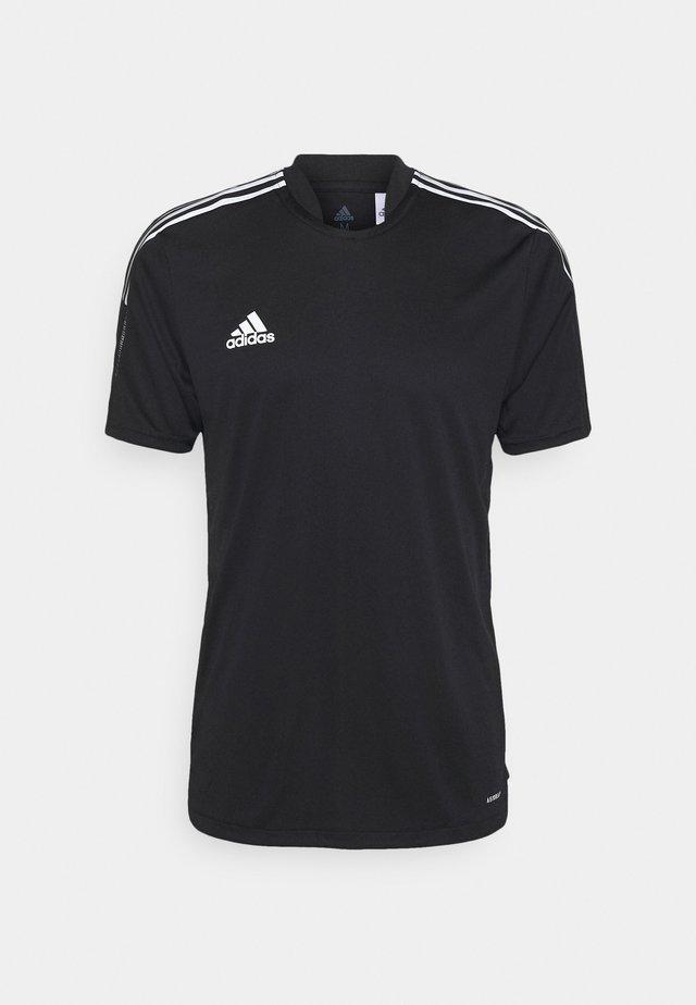 TIRO WORD  - Camiseta estampada - black
