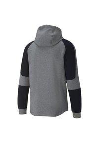 Puma - Sweat à capuche - medium gray heather - 4