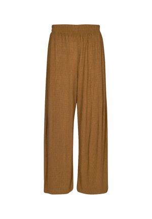 SC-RICKA - Trousers - caramel