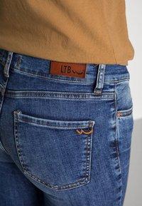 LTB - LONIA - Jeans Skinny Fit - blue denim - 4