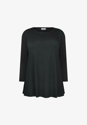 SUSTAINABLE  SWING - Long sleeved top - black
