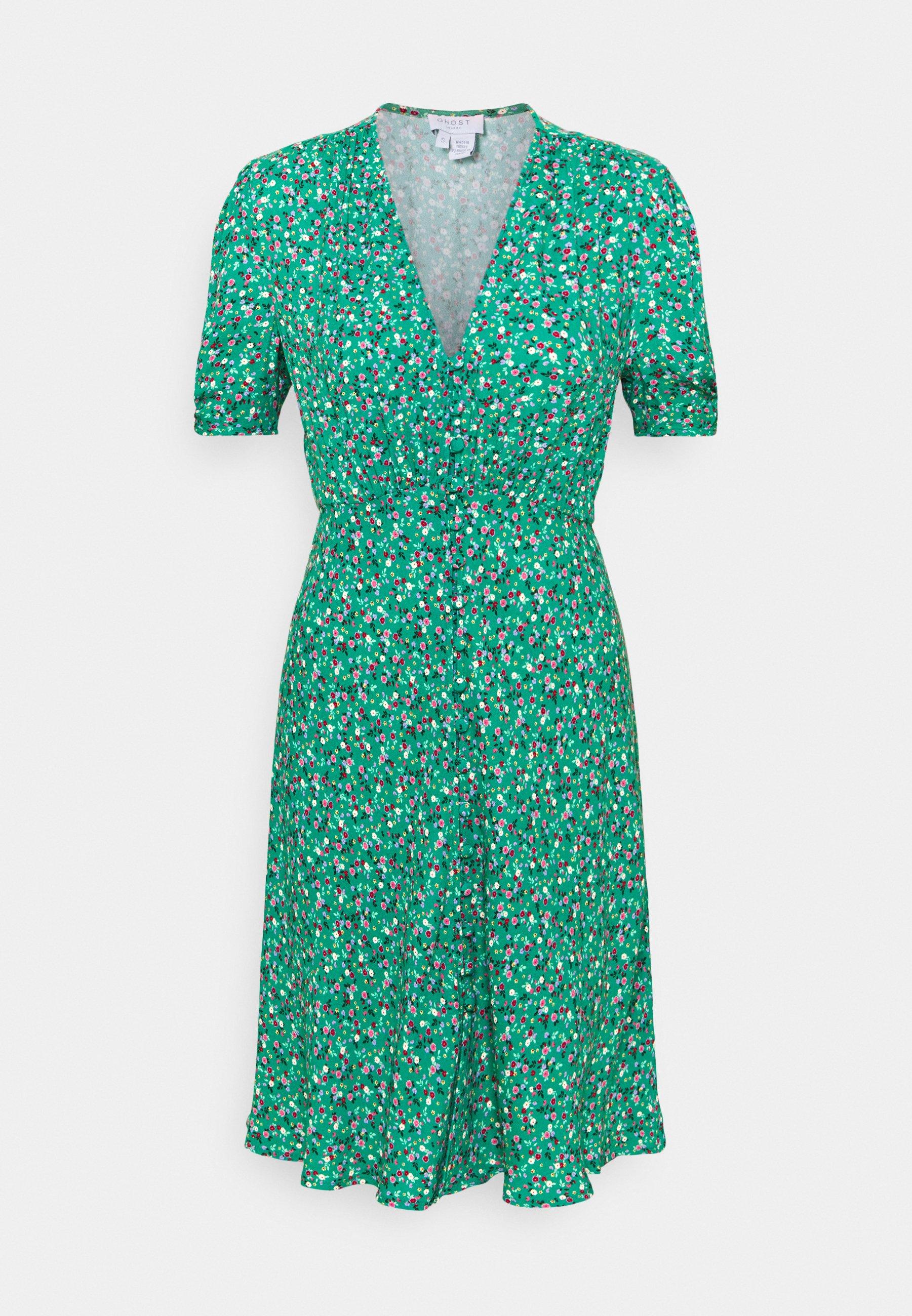 Mujer SABRINA DRESS - Vestido camisero
