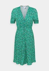 Ghost - SABRINA DRESS - Abito a camicia - green/pink - 0