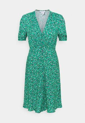 SABRINA DRESS - Paitamekko - green/pink