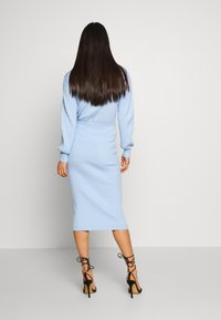 Glamorous - MIDI SKIRT - Kokerrok - light blue - 2