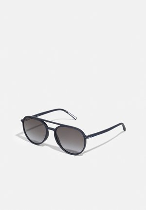 UNISEX - Sunglasses - matteblue