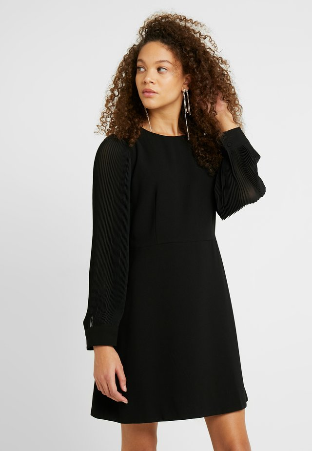 FOGGIA DRESS - Sukienka letnia - black