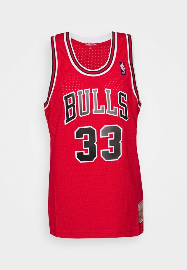 NBA CHICAGO BULLS WOMENS SWINGMAN - Article de supporter - red