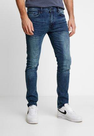 CULPEPER - Straight leg jeans - blue