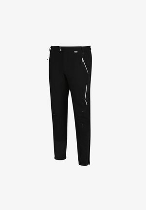 Outdoor trousers - black/black