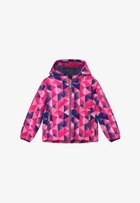 Killtec - VIEWY - Snowboard jacket - pink/dark blue - 3