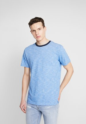 THE ORGANIC SPORTY TEE - T-shirt - bas - strong blue