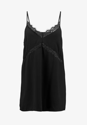 CAMI DRESS - Juhlamekko - black