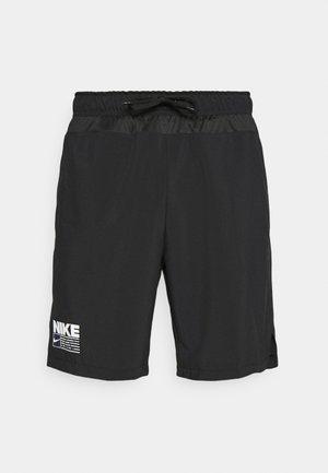 FLEX SHORT - Träningsshorts - black