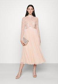Needle & Thread - TEMPEST BODICE BALLERINA DRESS - Occasion wear - apricot - 1