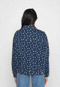 Monki - Denim jacket - blue medium - 2
