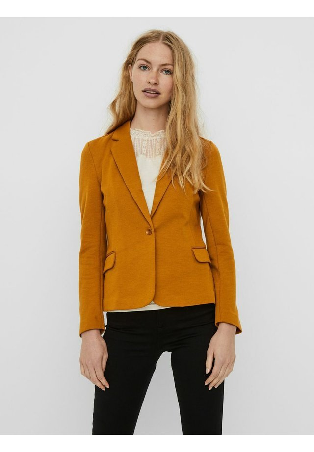 VMJULIA - Blazer - buckthorn brown