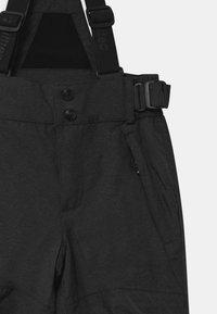 Killtec - GAUROR UNISEX - Zimní kalhoty - denim anthrazit - 4
