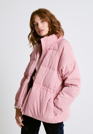 ROSA FASHION - Chaqueta de plumas - blush